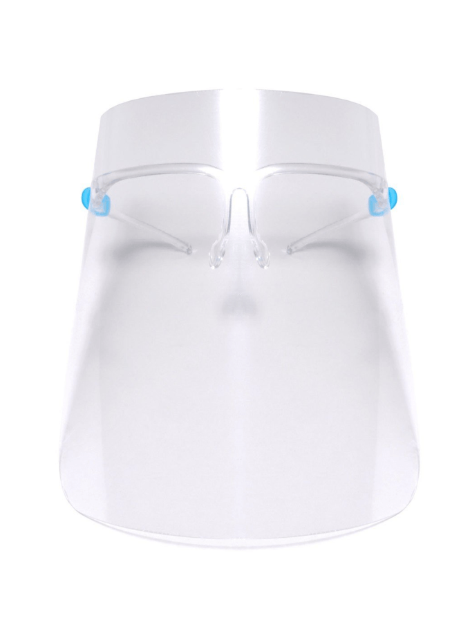 Cover Me Clear Face Shield 2