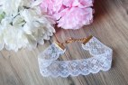 Choker Necklace Vintage Lace Daze & Amaze