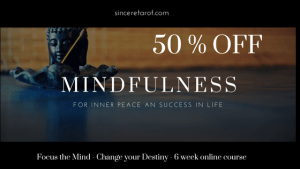 Minfulness and meditation course