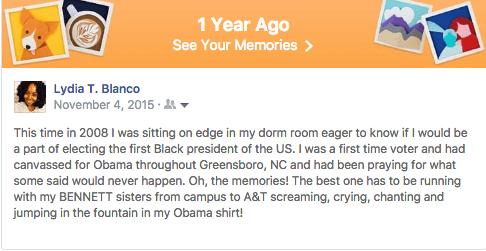 FB Post Obama