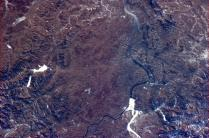 Pyongyang, North Korea. Photo shared by Col. Chris Hadfield.