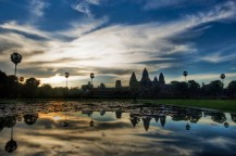 Angkor Wat in Cambodia. Source