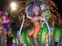 Carnivale in Rio de Janeiro. I'd love this party!! Source