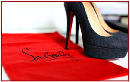Own a pair of Louboutin shoes. I know, so shallow...but they're just so gorgeous I can't help myself!!