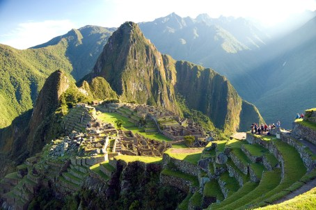 Visiting Machu Picchu has always been at the top of my list. Source