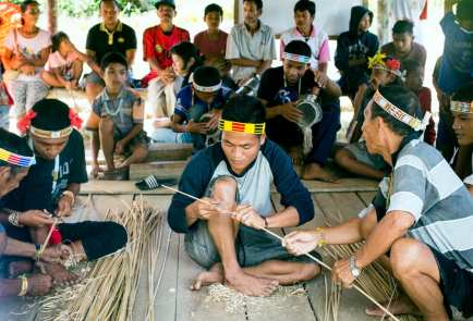 Mentawai Indonesia indigenous