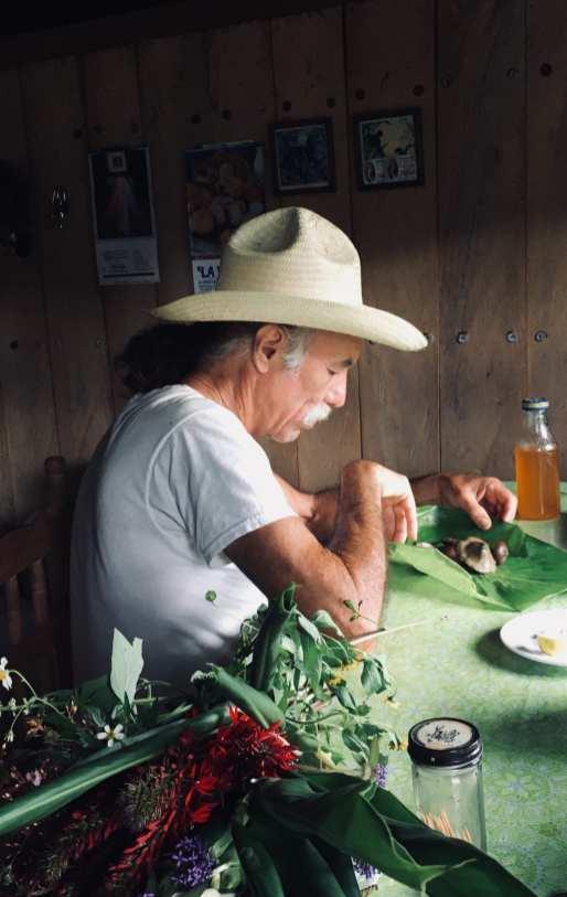 Michael Stuart Ani Sierra Mazateca