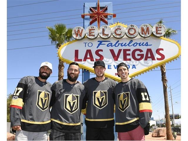 Community Celebrates Vegas Golden Knights | Sin City