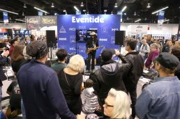 ANAHEIM, CALIFORNIA - JANUARY 16: Guests attend a performance at The 2020 NAMM Show Opening Day on January 16, 2020 in Anaheim, California. (Photo by Jesse Grant/Getty Images for NAMM)