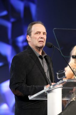 ANAHEIM, CALIFORNIA - JANUARY 17: Tim Rozner speaks onstage at The 2020 NAMM Show on January 17, 2020 in Anaheim, California. (Photo by Jesse Grant/Getty Images for NAMM)