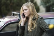 """Supernatural --""""Ladies Drink Free""""-- SN1216a_0104.jpg -- Pictured: Kathryn Love Newton as Claire -- Photo: Diyah Pera/The CW -- © 2017 The CW Network, LLC. All Rights Reserved"""