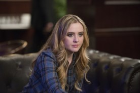 """Supernatural --""""Ladies Drink Free""""-- SN1216a_0313.jpg -- Pictured: Kathryn Love Newton as Claire -- Photo: Diyah Pera/The CW -- © 2017 The CW Network, LLC. All Rights Reserved"""