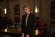 """Supernatural --""""Who We Are"""" -- SN1222a_0054.jpg -- Pictured: Elizabeth Blackmore as Toni Bevell -- Photo: Diyah Pera/The CW -- © 2017 The CW Network, LLC. All Rights Reserved"""