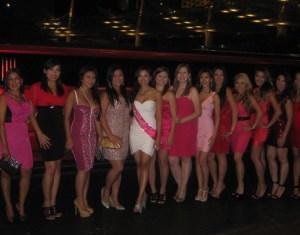Bachelorette Party Packages Las Vegas