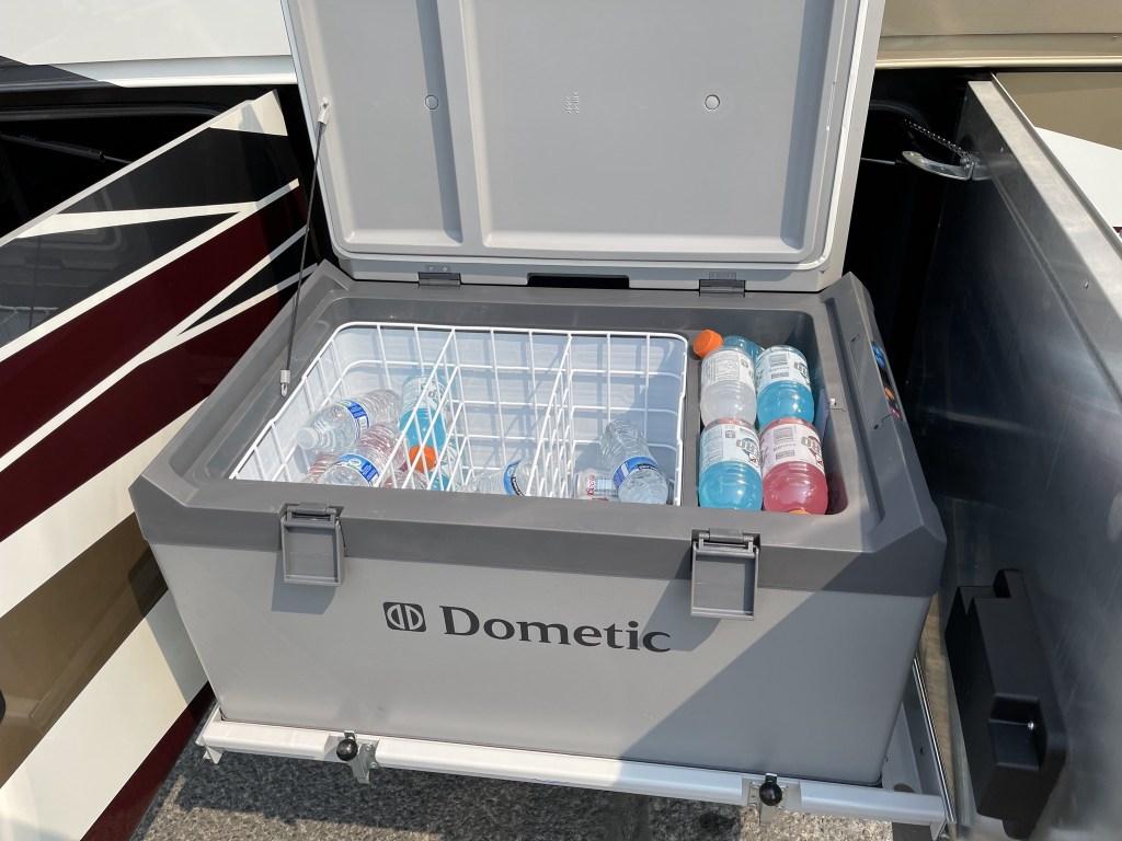 Basement fridge or freezer
