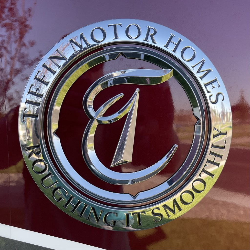 Tiffin Motor Homes: Roughing It Smoothly