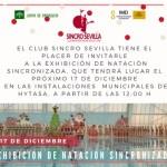 Natacion Sincronizada Sevilla