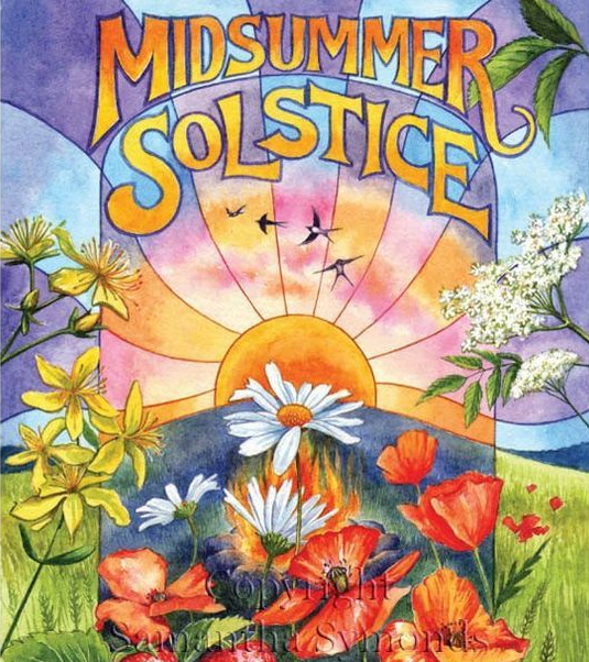 Sin Dee NYC's Guide to the Summer Solstice (Litha)