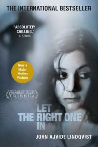 Let the Right One In - Cover