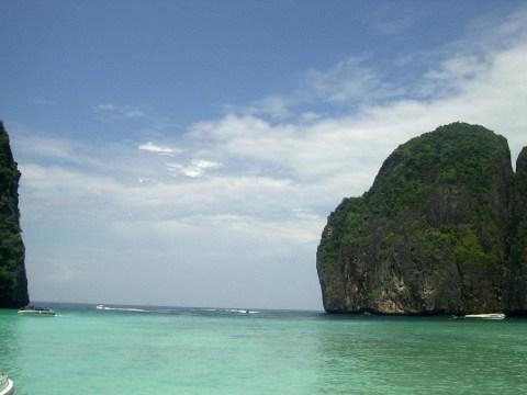 1ok - Koh Phi Phi y la playa más famosa del mundo