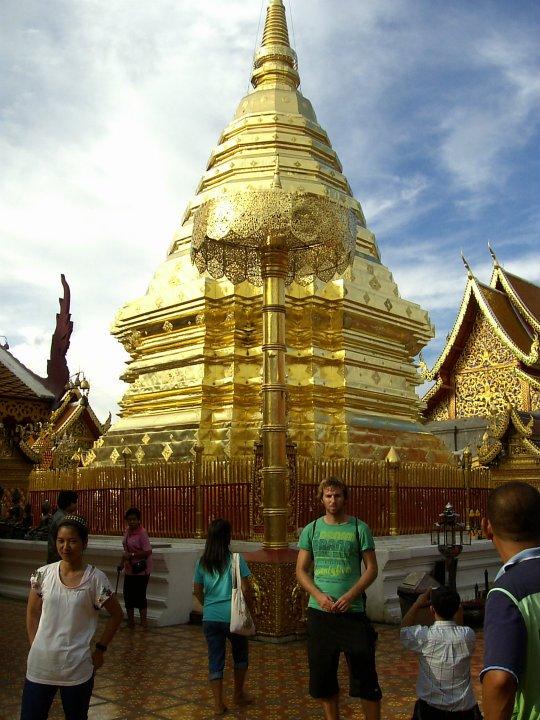40 1 - Qué hacer en Chiang Mai; trekking, aldeas, templos y fiesta
