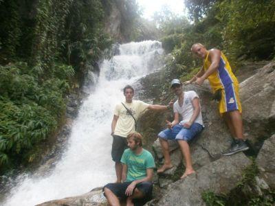 Consejos sobre Tailandia - Cascada Chiang Mai