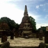 Sukhothai, la antigua capital de Tailandia