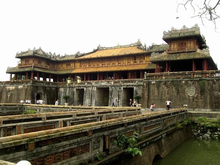 La ciudad de Hue - Ciudad Imperial
