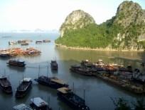 Ruta por la Bahía de Halong - Cueva Halong Bay