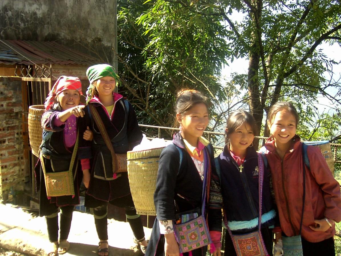 PIC02637 - Terrazas de arroz de Sapa, lo mejor de nuestro trekking de 2 días