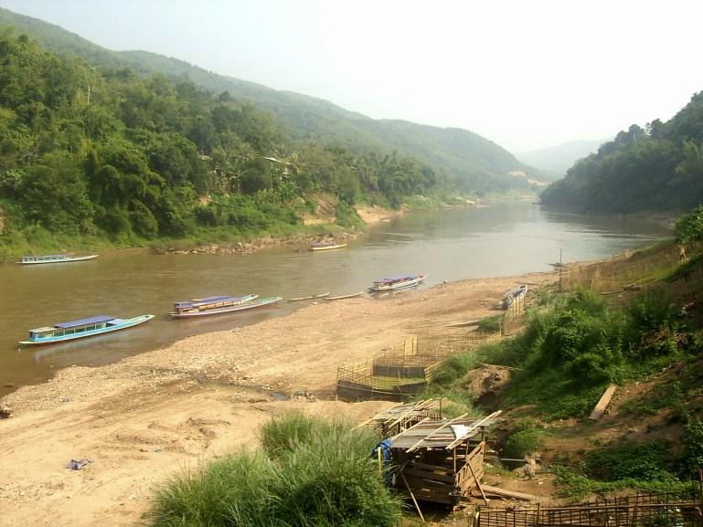 Frontera Vietnam - Laos