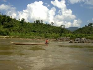 Travesía por el Mekong - Orillas del Mekong