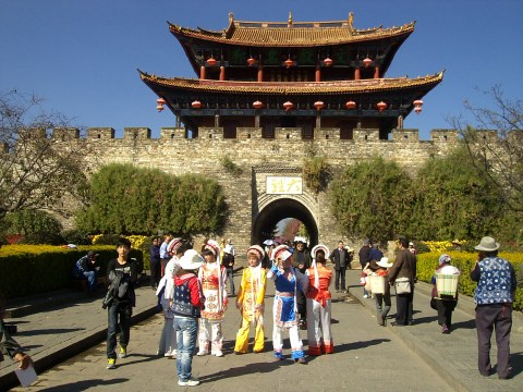 Viaje organizado a Yunnan - Antigua ciudad de Dali