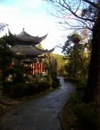 Wu Wei Si - Rodeado de naturaleza