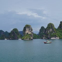 Vietnam - Bahía de Halong - Paisaje