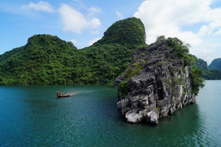 Vietnam - Bahía de Halong
