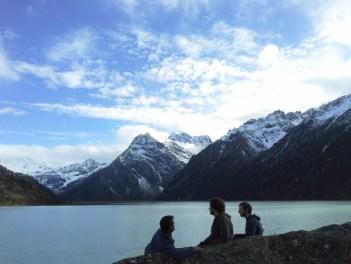 Sichuan - Lago Ganzi