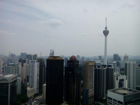 Malasia - Kuala Lumpur Skyline