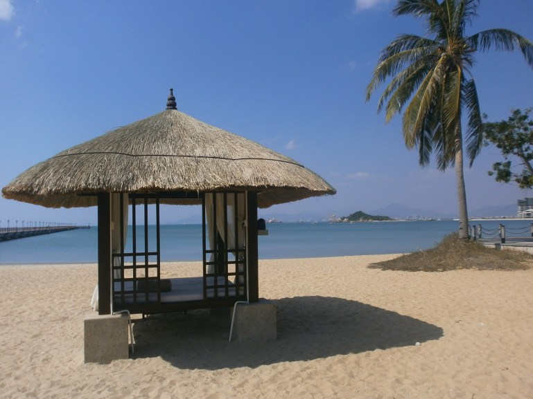Playas de Hainan - Playa de Sanya