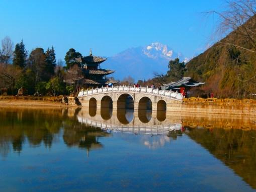 Lijiang - Black Dragon Pool