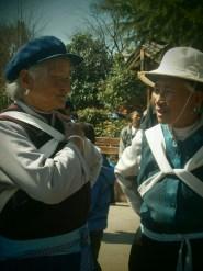 Lijiang - Minoría étnica Naxi