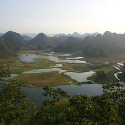 Viaje a China - Ruta por Yunnan - Puzhehei
