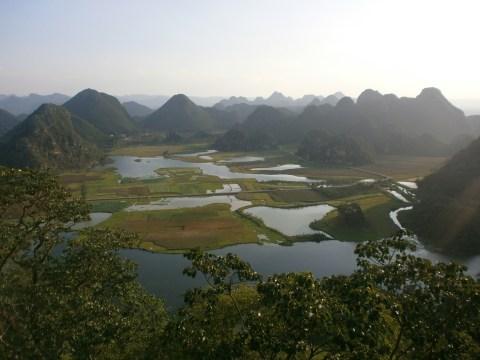 P6029929 - Puzhehei, el Guilin de Yunnan pero sin turismo