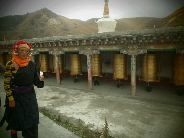 PA017884 - Viaje a Sichuan, ruta en coche por el lado tibetano