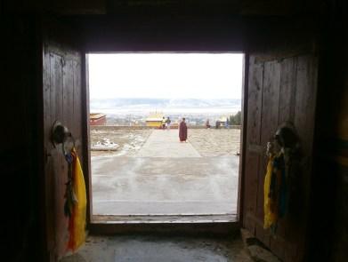 Sichuan - Templo Litang