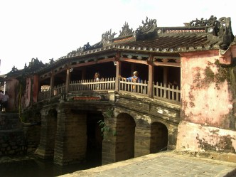 Hoi An Japanese Bridge - 1 day in Hoi An: a great disappointment