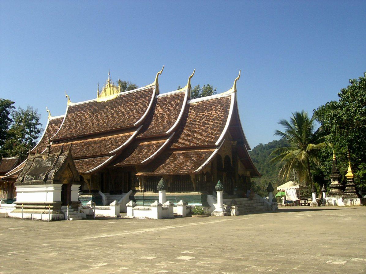 Laos Luang Prabang Templo Wat Xieng Thong scaled - The best temples in Luang Prabang