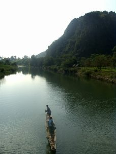 Vang Vieng River Tubing scaled - What to do in Vang Vieng: the best 3 things
