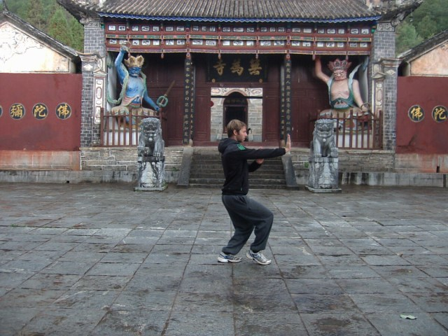 Kung Fu in China Wuweisi Temple 500x375 - Learning Kung Fu in China: My experience