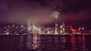 Hong Kong - Paseo de las Estrellas
